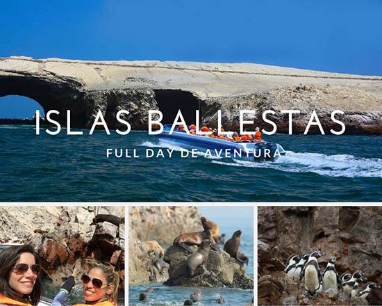 El mejor tour a las islas ballestas en lancha viendo los leones marinos y pinguinos 2018 2