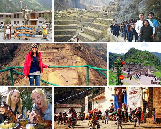 Full day valle sagrado de los incas incluye lamay calca pisac ollantaytambo aguas calientes cusco