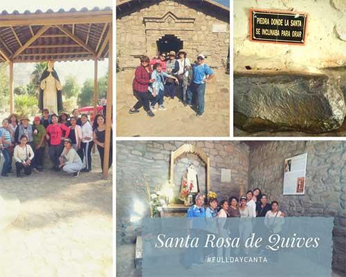 santuario de santa rosa de quives